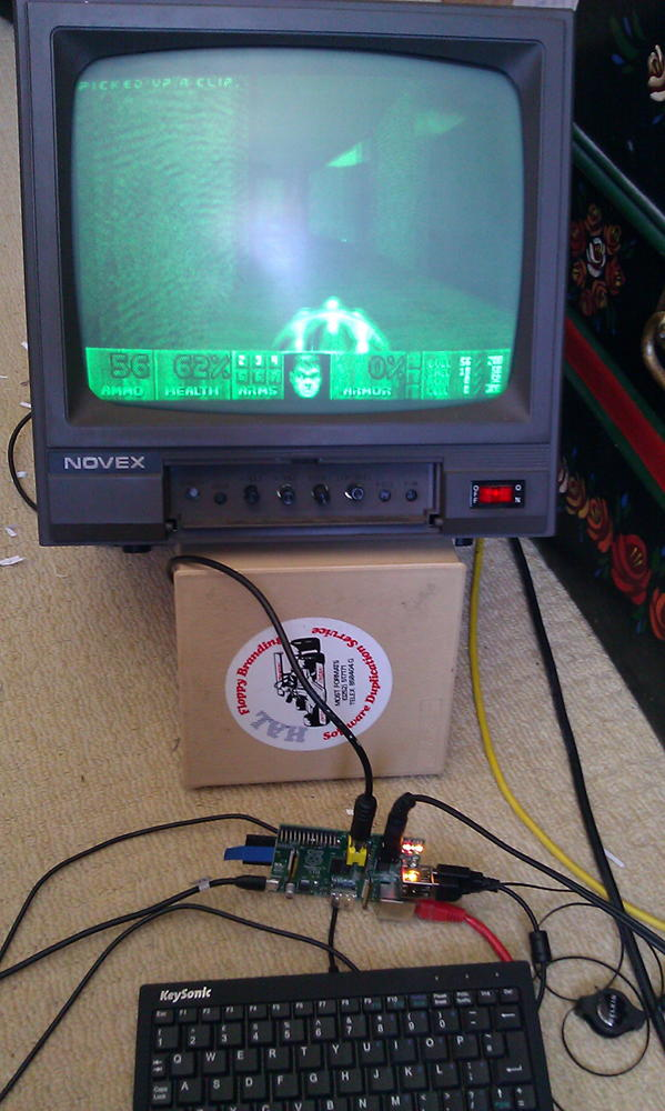 Microcomputer raspberry pi 2 windows installation